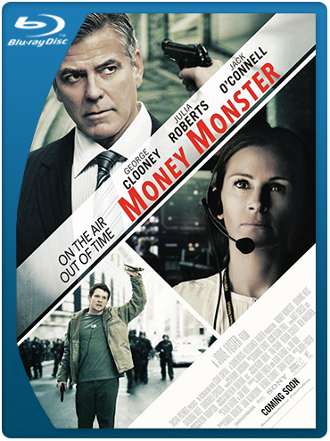 Money Monster (2016) BrRip 1080p Latino