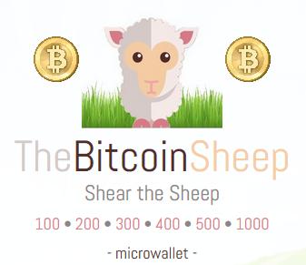 http://www.thebitcoinsheep.com/?r=17SG2SdcgDEfYEixM1zg44xdfK1kAAXp4T