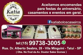 Katia Bolos Caseiros
