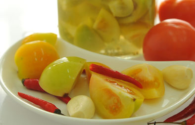 Pickled Tomato Recipe