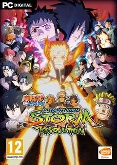 Naruto Shippuden Ultimate Ninja Storm Revolution Full Repack - Uppit