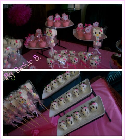 creations 4 you by jackie hello kitty baby shower
