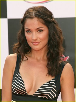 minka kelly naked