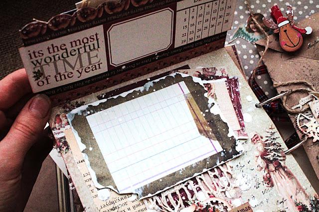 [ December Daily ] @marinasyskova #scrapbooking #dd #christmas #xmas #scrapbook #decemberdaily