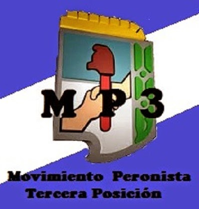 MP3 - MOVIMIENTO PERONISTA TERCERA POSICIÓN - MP3