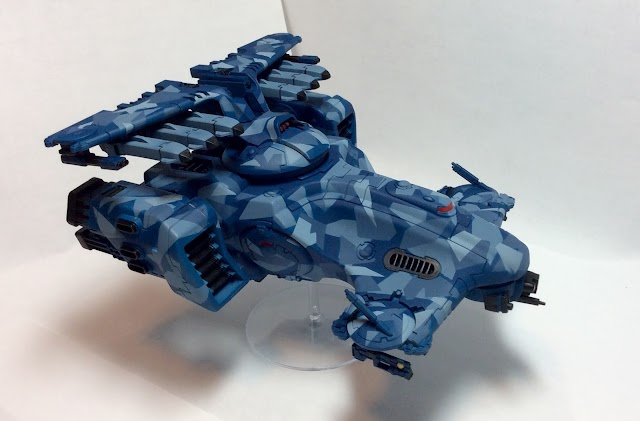 What's On Your Table: Tau Skyray