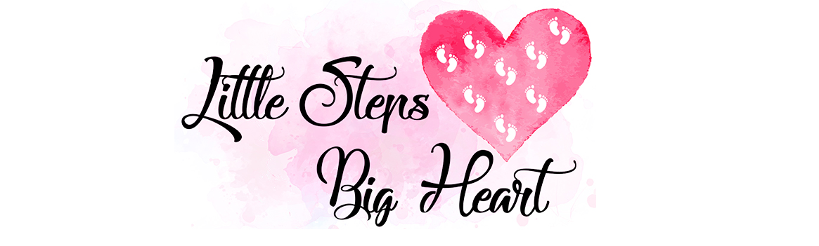 Little Steps | Big Heart