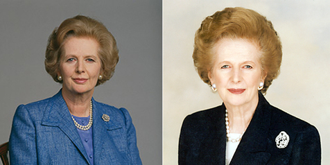 Margaret Thatcher, The Iron Lady Passed Away at the Age of 87