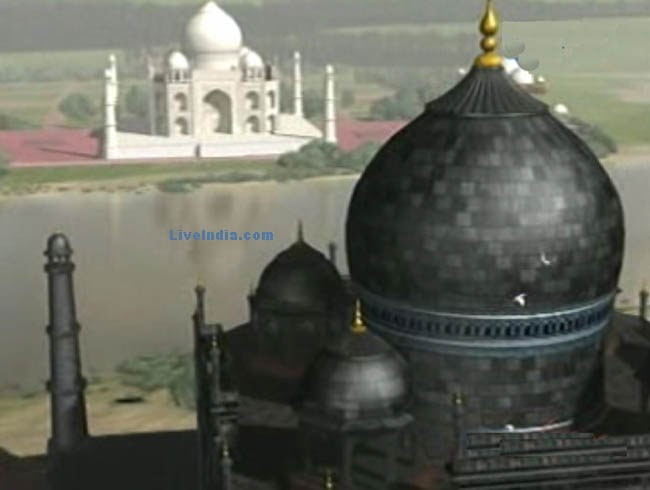 if no. of workers employed to construct the taj mahal were