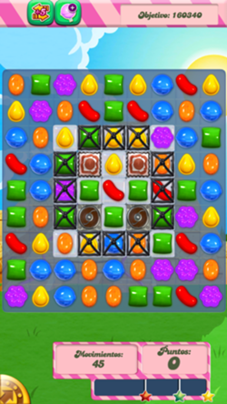 Level 326 | Candy Crush tips level 326