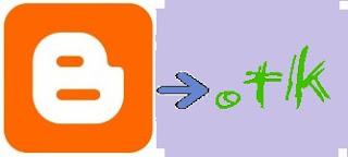 Cara memindahkan domain blogspot ke domain dot tk