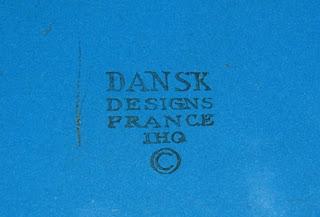 1965-1976 Dansk Designs France logo