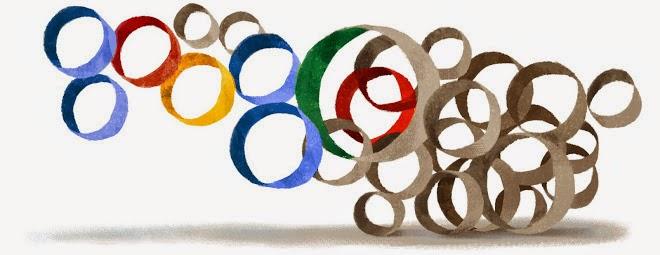 Googles de Doodle 2014