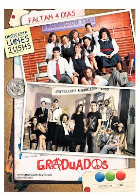 Graduados Capítulo 11 Telenovela