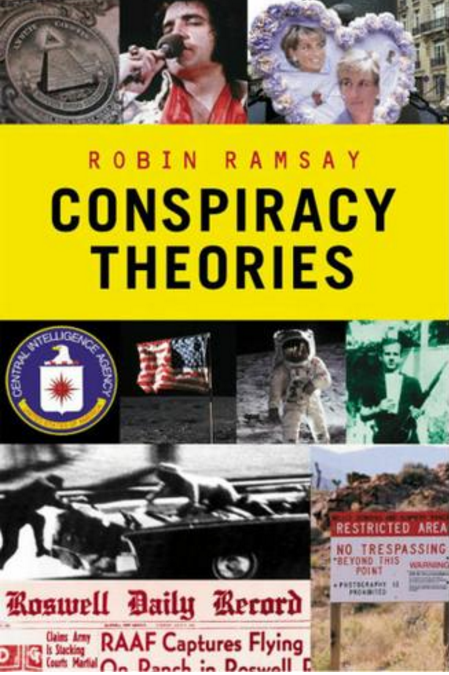 ALL CONSPIRACY THEORIES IN ONE BOOK