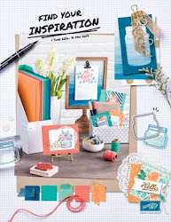 Brand New Stampin' Up! Annual Catalogue
