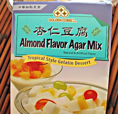 MzTasty's Kitchen, Savor The Flavor: Almond Jelly