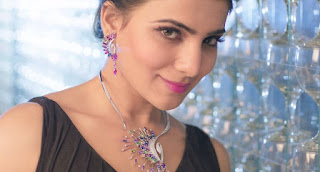 Samantha latest jewellery picture