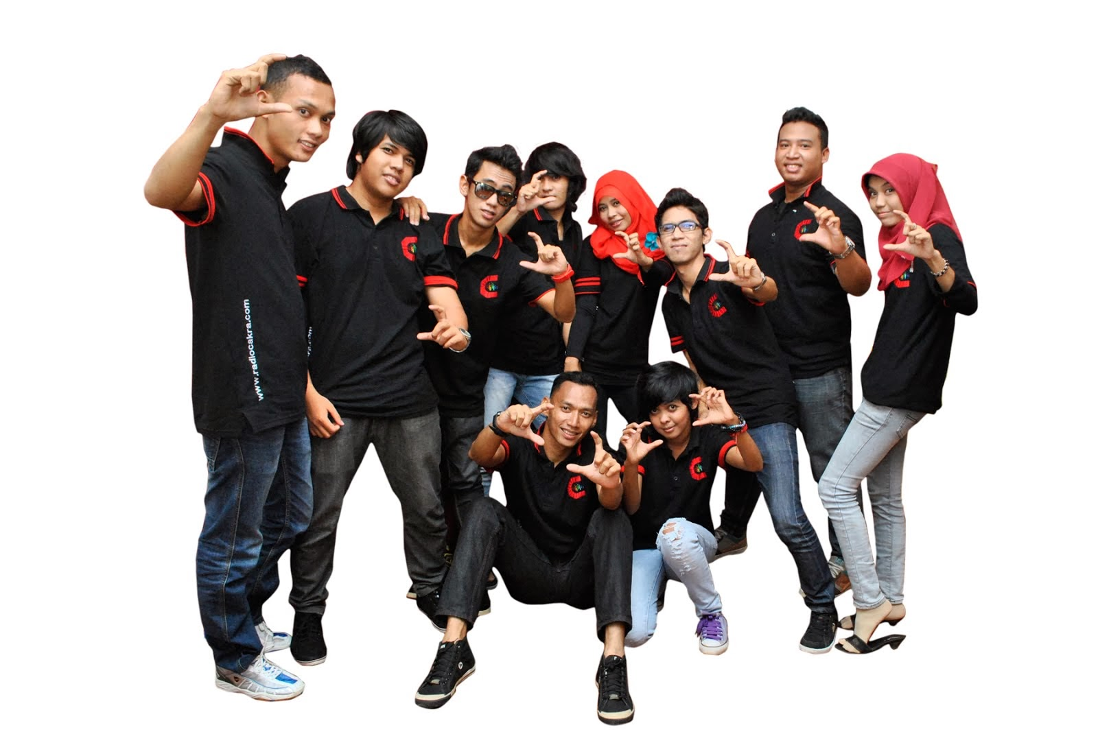 All Crew CakraFM
