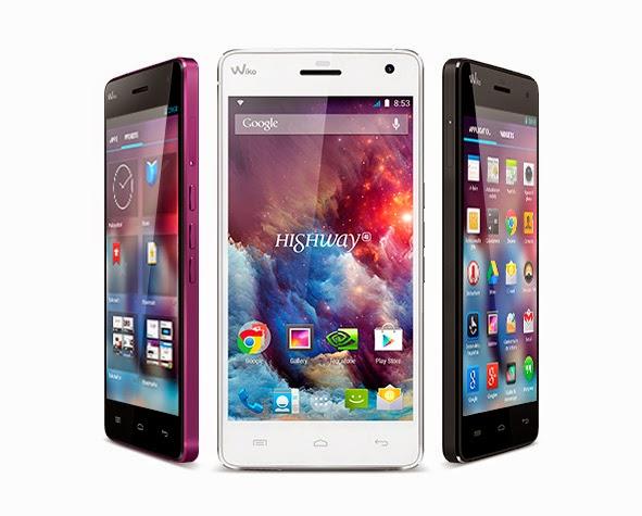 Review Wiko HighWay 4G, Ponsel Asal Perancis