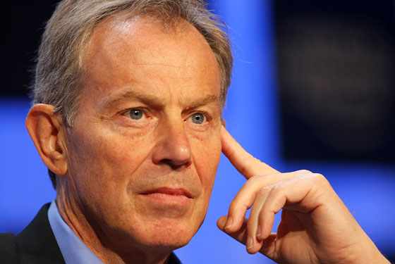 Tony Blair PM