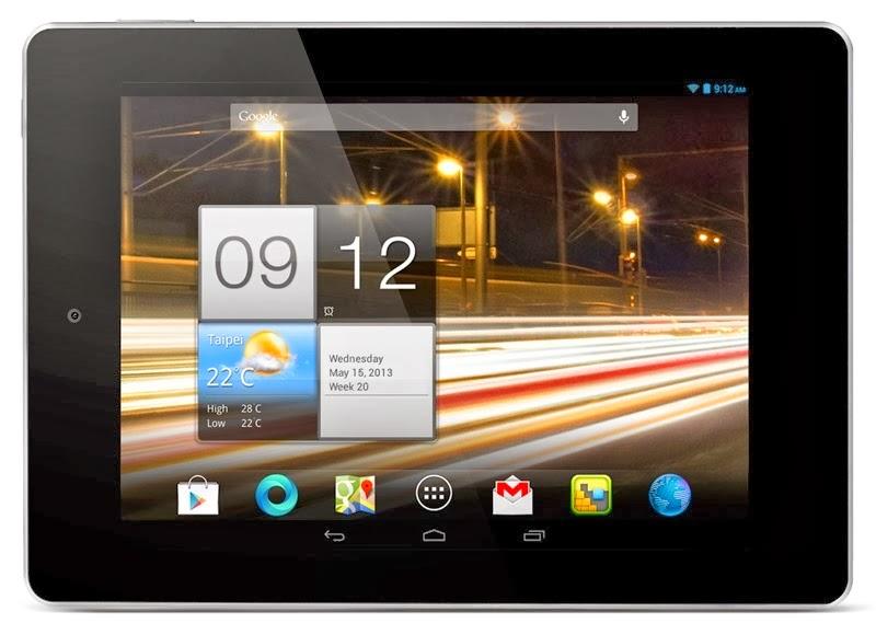 Spesifikasi Harga Acer Iconia Tab A1 811 Terbaru Juni Juli