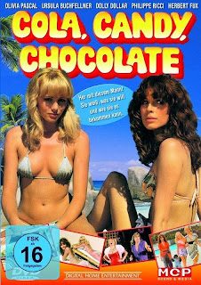 Cola Candy Chocolate 1979