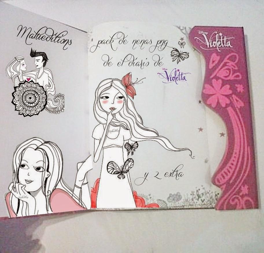 Ben Jij Een Violetta Fan Bladzijdes In Het Dagboek Van