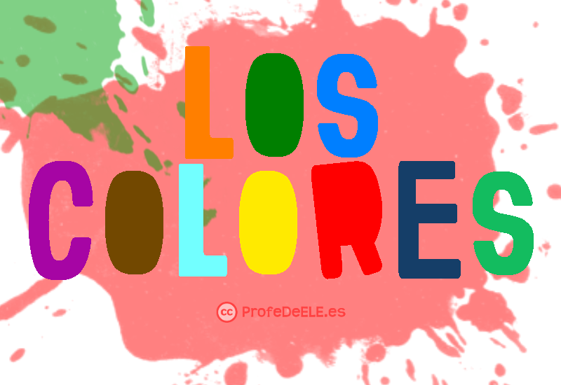 Image result for los colores