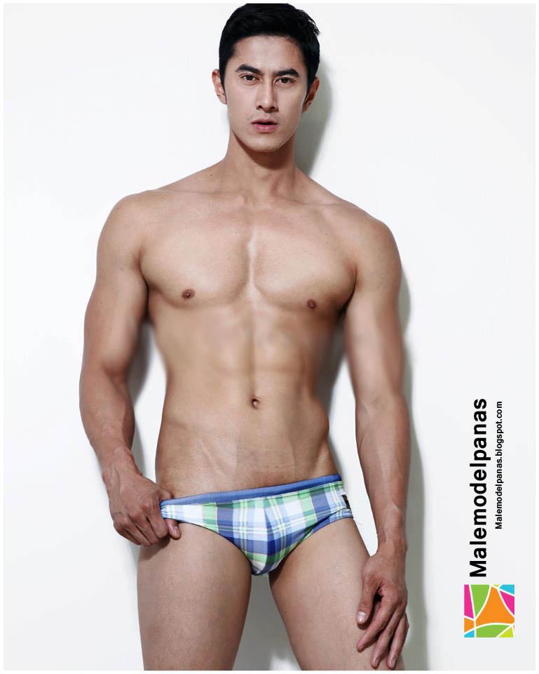 June Macasaet underwear
