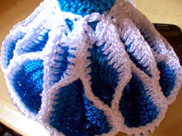 tejidos artesanales en crochet: como tejer vestidos en crochet para ...