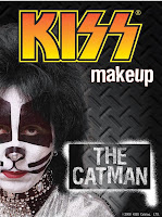 KISS - Catman Makeup Kit