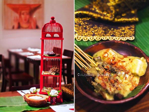 Sate Padang (Culinary Bonanza)