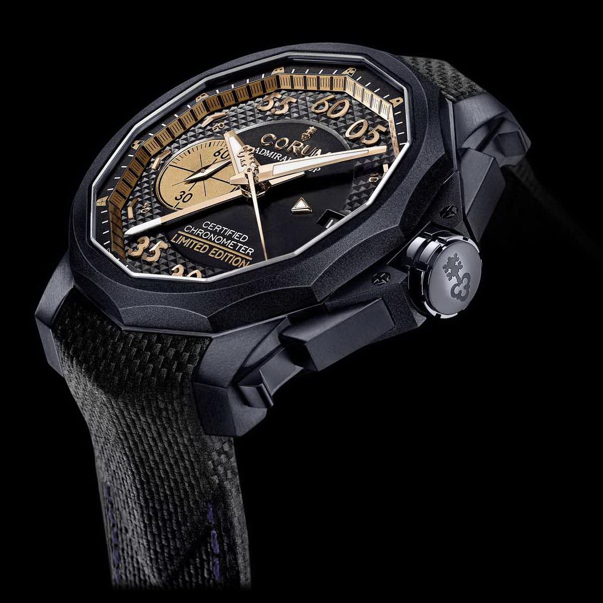 Corum Admiral S Cup Seafender Watches
