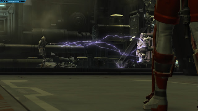 star wars the old republic, Knights of the Fallen Empire, Chapter V From The Grave lana lightning