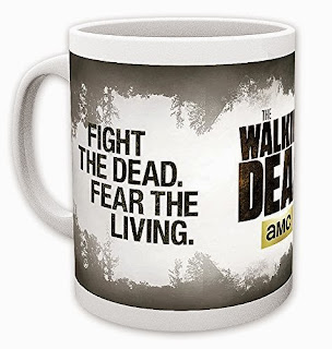 Taza Walking Dead: Fight the Dead, Fear the living