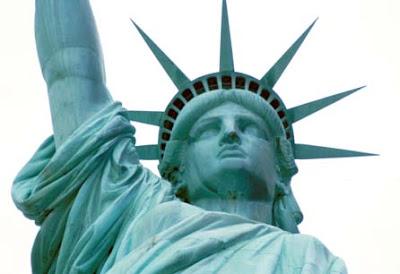 Beginilah Asal Muasal Patung Liberty