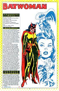Batwoman (ficha dc comics)