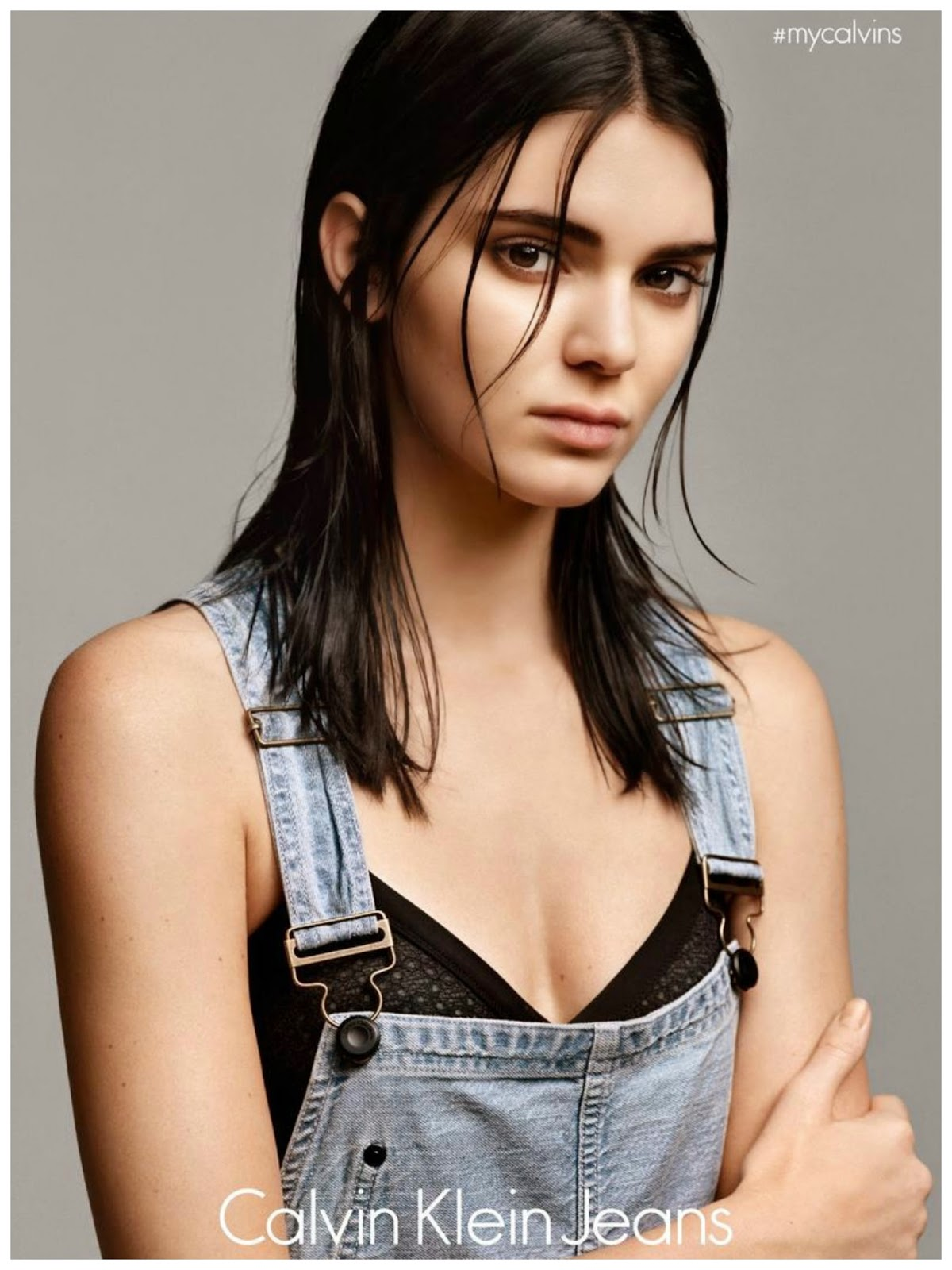 414042dae2 CALVIN KLEIN JEANS: KENDALL JENNER FOR #MYCALVINS - THE ENCHANTED ...