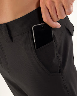 lululemon work to play pant iphone pocket