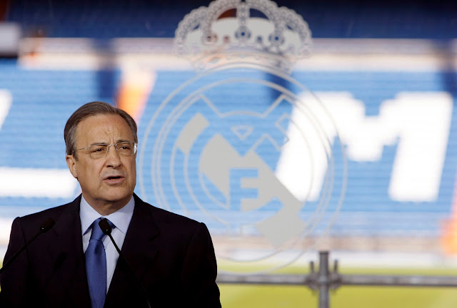 Deloitte le da un respiro a Florentino eligiendo al Madrid Club Más Valioso del mundo otra vez