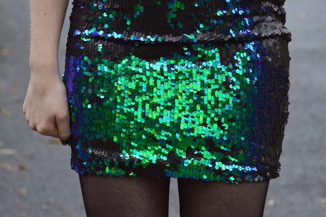 Sammi Jackson - AX Paris Sequin Dress