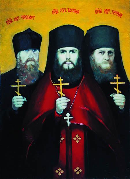 """Оптинские новомученики. """"Плачь, святая оптина..."""""""