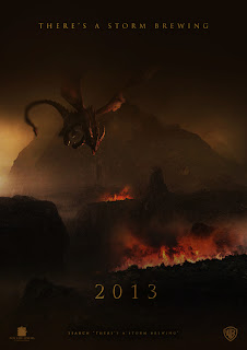 Phim The Hobbit: The Desolation Of Smaug-Dragon, Smaug