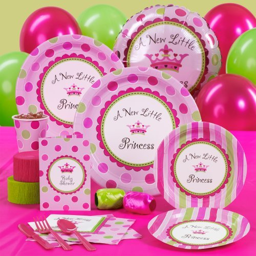 Crazy Girl: Princess Baby Shower