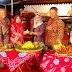 SMP Negeri II Klaten Termegah di Klaten, Peresmian ditandai potong tumpeng oleh Wakil Bupati.
