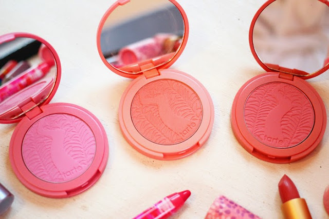 A beauty review on Tarte Cosmetics coming to the UK