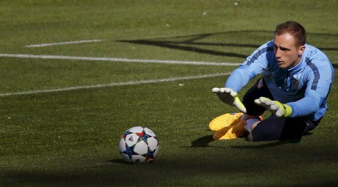 Penjaga Gawang Atletico Doakan Madrid Raih Hasil Terbaik