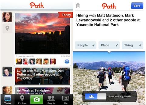 Mengenal path, jejaring sosial eksklusif