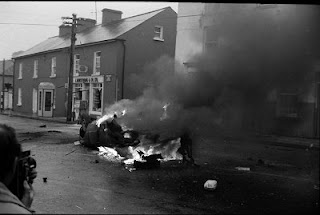 September 11th 1974 - Bombing of Blacklion, Cavan, Ireland